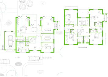 Thumbnail 5 bed property for sale in Ellis Road, Crowthorne