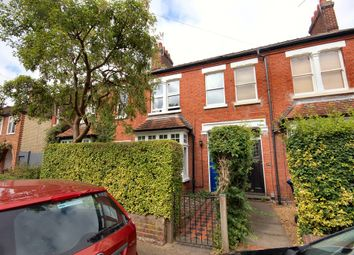 Thumbnail 3 bed terraced house to rent in Garden Walk, Cambridge
