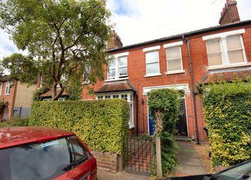 Thumbnail 3 bed terraced house to rent in Garden Walk, Cambridge