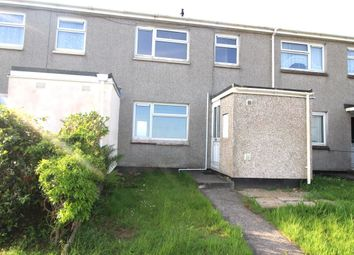 Thumbnail 2 bed terraced house for sale in Euny Close, Trevingey, Redruth