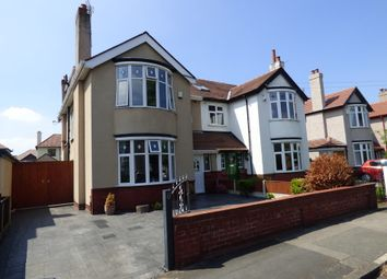 Thumbnail 4 bed semi-detached house for sale in Waverley Road, Crosby, Liverpool