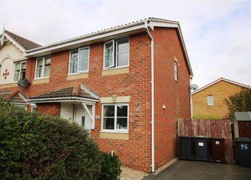2 bed semi-detached house for sale in Stane Drive, Bracebridge Heath, Lincoln LN4