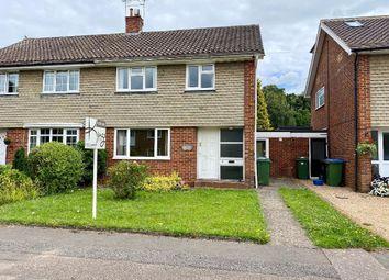 Lyfield, Oxshott, Surrey KT22. 3 bed semi-detached house