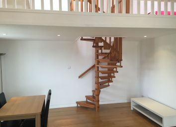 Thumbnail 1 bed flat to rent in Admiral Walk, London