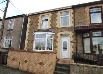 Thumbnail 3 bed terraced house for sale in Dan-Y-Coedcae Road, Graig, Pontypridd
