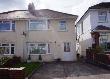 Thumbnail 3 bedroom semi-detached house to rent in Peniel Road, Treboeth