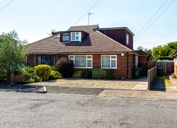 Ashford Gardens, Cobham, Surrey KT11. 4 bed semi-detached bungalow