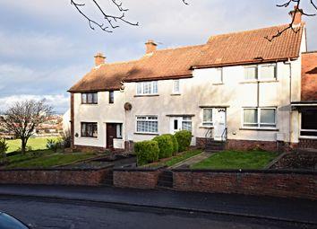 Thumbnail 2 bedroom terraced house for sale in Annfield Glen Road, Ayr