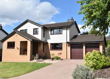 Thumbnail 5 bed detached house for sale in Lawn Park, Milngavie, East Dunbartonshire