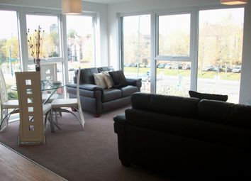 Thumbnail 3 bedroom flat to rent in Pilgrims Way, Salford