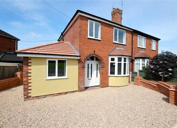 Thumbnail 4 bed semi-detached house for sale in Ashcroft Road, Porthill, Staffordshire