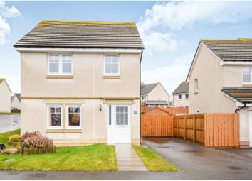 Thumbnail 3 bedroom detached house for sale in Wades Circle, Inverness