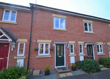 Thumbnail 2 bed terraced house for sale in Massey Road, Tiverton