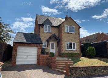 Alexander Court, Irchester, Northamptonshire NN29. 3 bed detached house for sale
