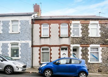 Thumbnail 3 bedroom terraced house for sale in Davies Street, Barry