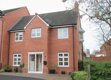 Thumbnail 4 bed end terrace house for sale in Corelli Close, Stratford-Upon-Avon
