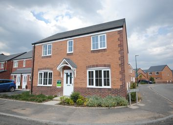 Thumbnail 4 bed detached house to rent in Sabrina Court, Meadow Farm Drive, Shrewsbury