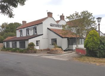 Thumbnail Pub/bar for sale in Somerset TA9, Somerset
