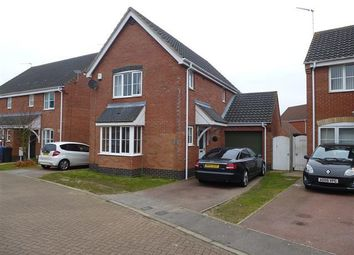 Thumbnail 3 bed property to rent in Mast Close, Carlton Colville, Lowestoft