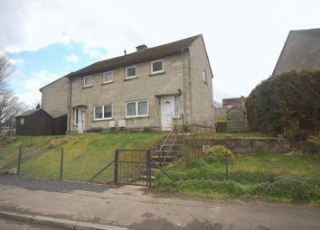 Thumbnail 2 bedroom semi-detached house for sale in Queens Terrace, East Calder