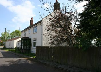 Thumbnail 3 bed detached house to rent in Drayton, Swineshead, Boston