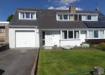 Thumbnail 3 bedroom semi-detached house to rent in Glebe Road, Appleby-In-Westmorland, Cumbria