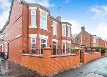 Thumbnail 3 bed terraced house for sale in Seedley Park Road, Salford