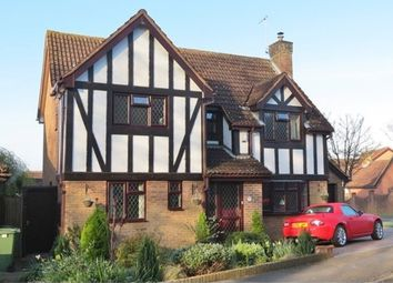 Thumbnail 4 bed detached house for sale in Loxwood Road, Waterlooville