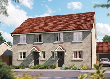 "Thumbnail 3 bedroom semi-detached house for sale in ""The Slimbridge"" at Cleveland Drive, Brockworth, Gloucester"