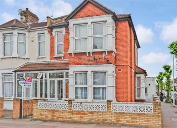 Thumbnail 4 bed end terrace house for sale in Browning Road, Manor Park, London