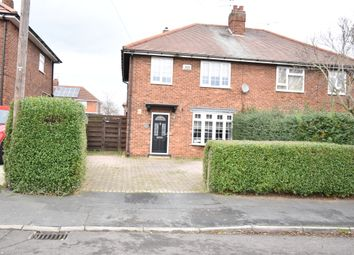 Thumbnail 3 bed semi-detached house for sale in Langthwaite Road, Scawthorpe, Doncaster