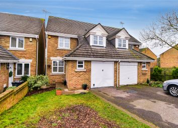 Thumbnail 3 bed detached house for sale in Page Close, Bean, Dartford, Kent