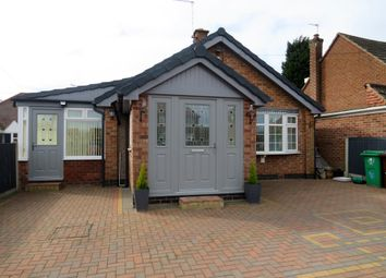 Thumbnail 2 bed detached bungalow for sale in Greenwich Avenue, Nottingham