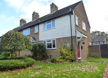 Thumbnail 2 bed end terrace house for sale in Cromes Place, Badersfield, Norwich