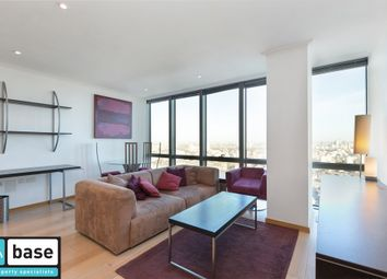 Thumbnail 1 bed flat to rent in No. 1 West India Quay, 26 Hertsmere Road, London