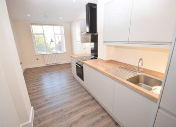 Thumbnail 1 bedroom flat for sale in The Feathers Apartments, Basingstoke