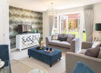 """Thumbnail 3 bedroom semi-detached house for sale in """"Norbury"""" at Square Leaze, Patchway, Bristol"""