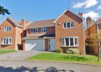 Thumbnail 4 bed detached house for sale in Monterey Drive, Locks Heath, Southampton