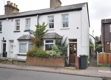 Thumbnail 3 bed end terrace house for sale in Albert Road, Epsom