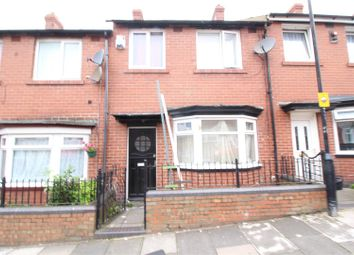 Thumbnail 3 bedroom terraced house for sale in Ladykirk Road, Benwell, Newcastle Upon Tyne