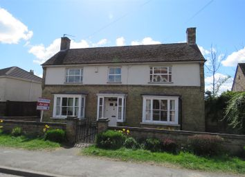 Thumbnail 5 bedroom detached house for sale in High Street, Warboys, Huntingdon