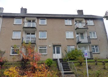 Thumbnail 2 bed flat for sale in Somerville Drive, The Murray, East Kilbride