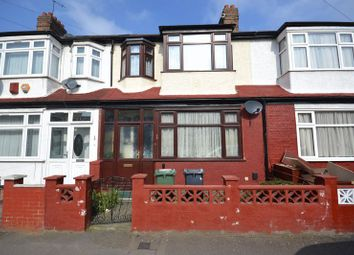 Thumbnail 3 bed terraced house for sale in Overton Road, London