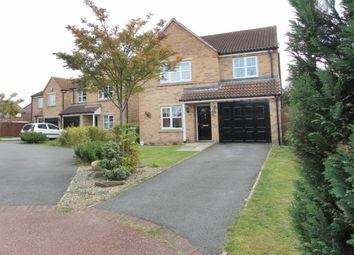Thumbnail 4 bed detached house to rent in Hunters Green, Eaglescliffe, Stockton-On-Tees