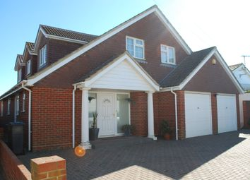 Thumbnail 3 bed detached house to rent in The Promenade, Peacehaven