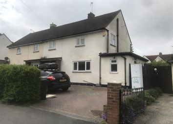 Thumbnail 3 bed property to rent in Red Lion Crescent, Newhall, Harlow