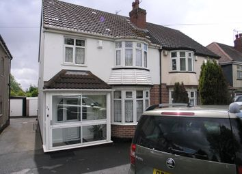 Thumbnail 4 bed semi-detached house for sale in Wolverhampton Road, Oldbury