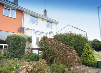 Thumbnail 2 bed end terrace house to rent in Spencer Gardens, Saltash