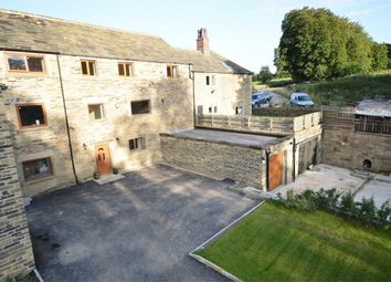 Thumbnail 3 bed mews house to rent in Low Farm, Wakefield Road, Grange Moor, Wakfefield, West Yorkshire