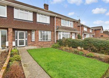 Thumbnail 3 bed terraced house for sale in Park Lane, Bedhampton, Havant, Hampshire